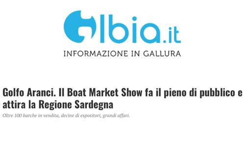 Olbia.it Boat Market Show