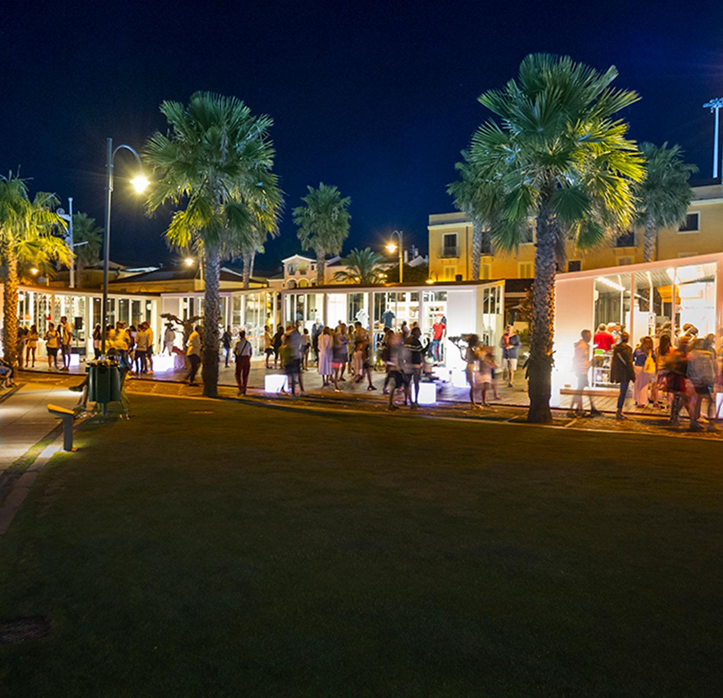 Dolce Vita Golfo Aranci Night